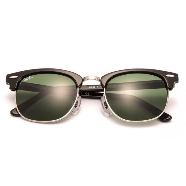 Cheap Fake Ray Ban RB3016 51-21 Clubmaster Classic Sale 85 Off