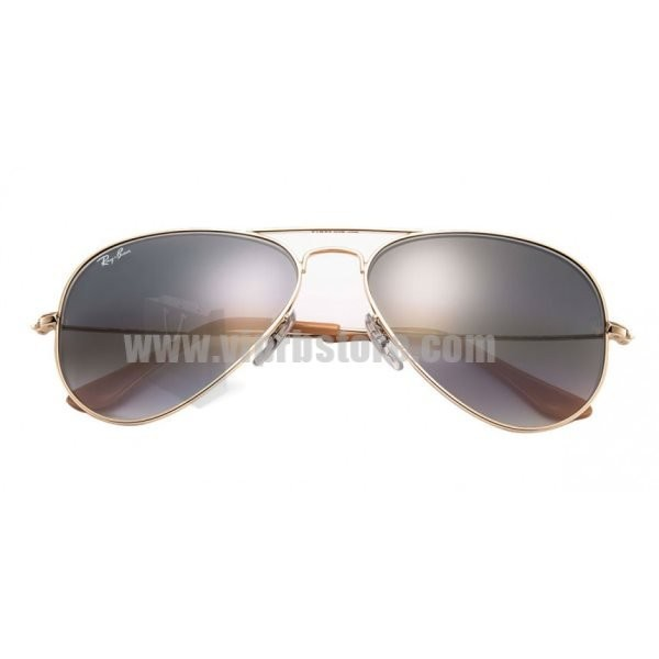b71a6973cd Cheap Fake Ray Ban RB 3025 58-14 Aviator Gradient Champagne Sale 90 Off