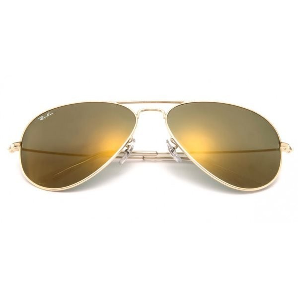 2736a0a354 Cheap Imitation Ray Ban RB 3026 62-14 Aviator Large Metal II Gold Sale 75  Off
