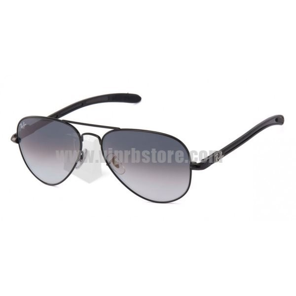 imitation ray bans  Cheap Imitation Ray Ban RB 8307 58-14 Aviator Gradient Black Sale ...